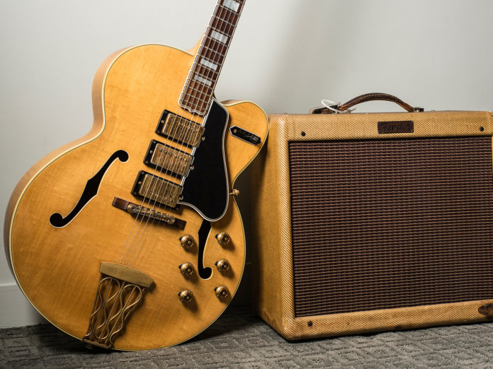 Gary Gand c.1958 Gibson ES-5 Switchmaster (Body)