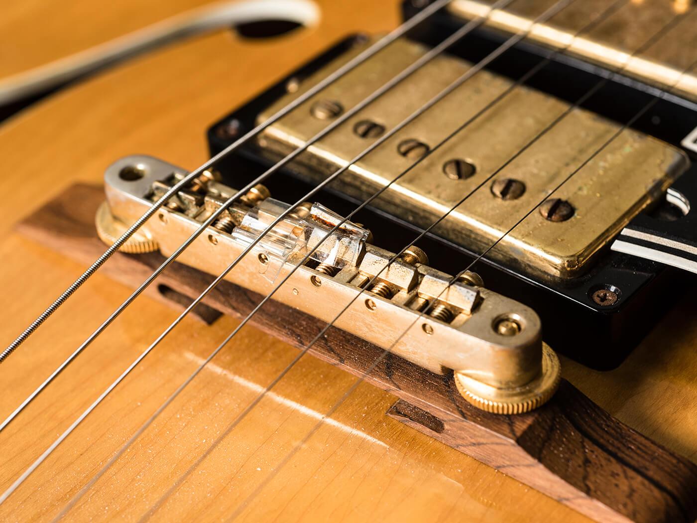 Gary Gand c.1958 Gibson ES-5 Switchmaster (Bridge)