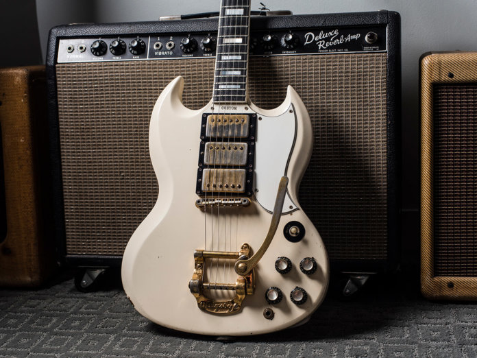 Gary Gand 1964 SG Custom (Body)