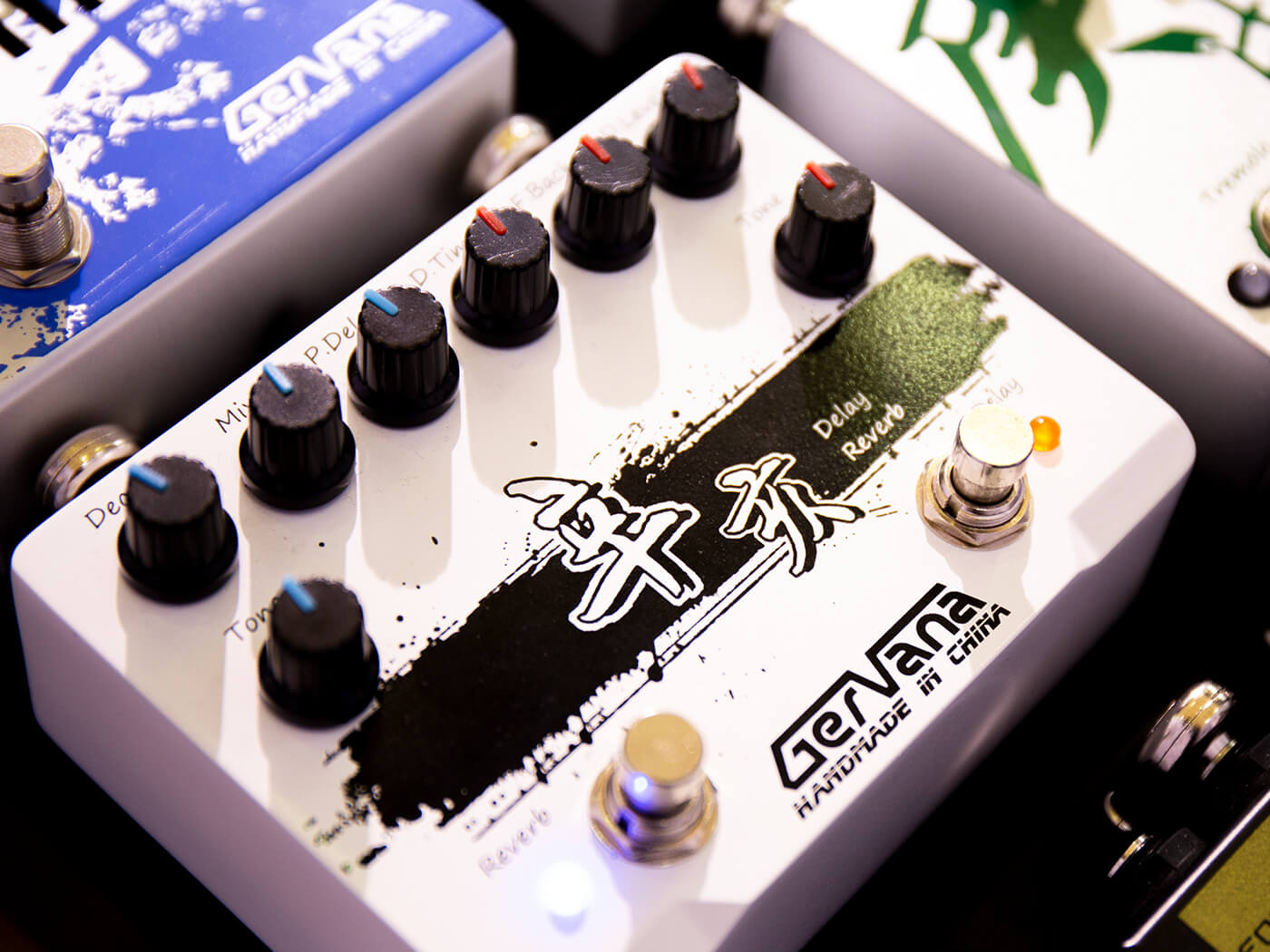 gervana delay reverb