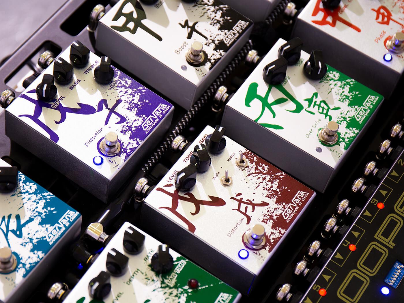 gervana pedals