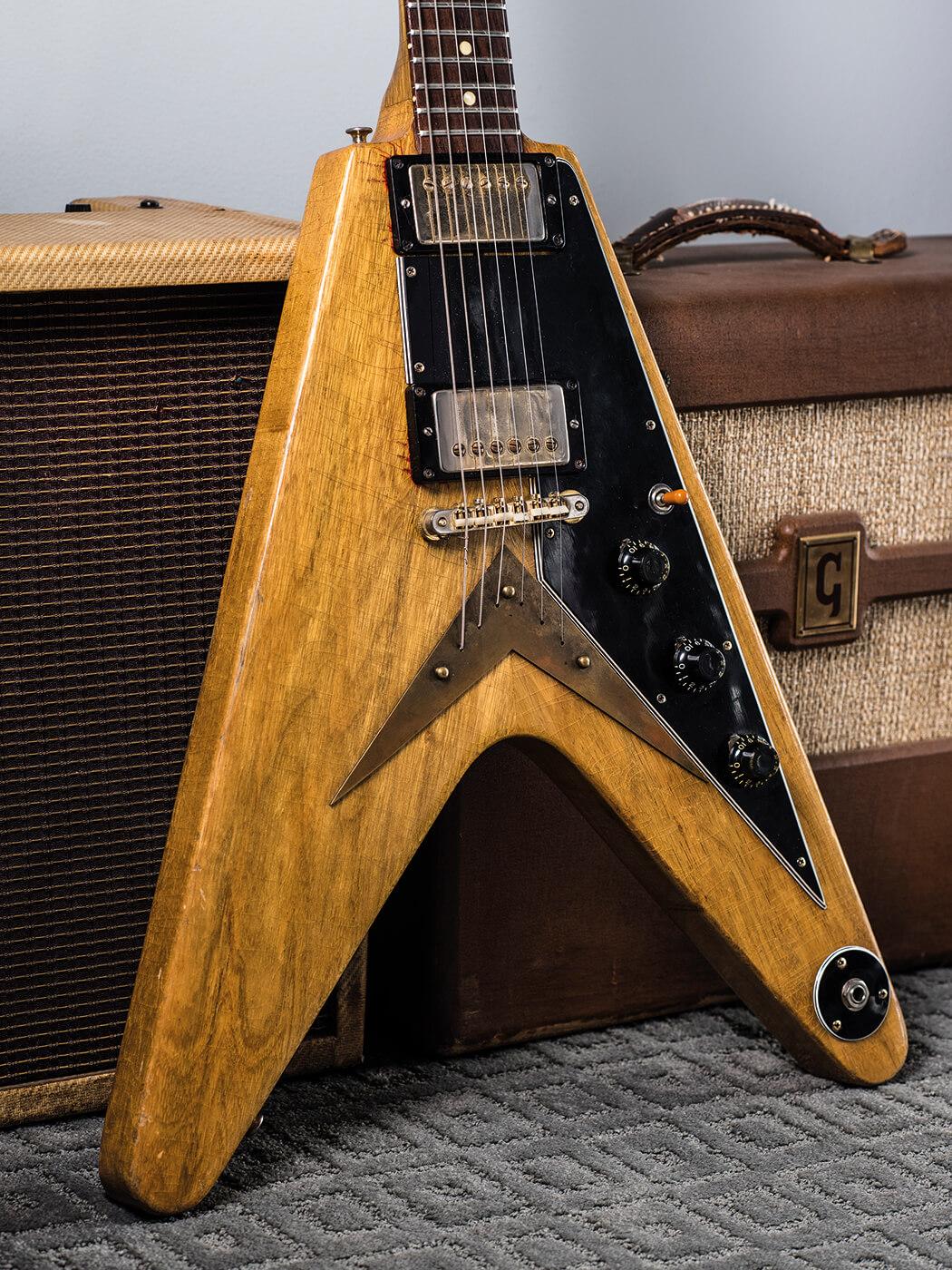 Gibson Flying V (Body)
