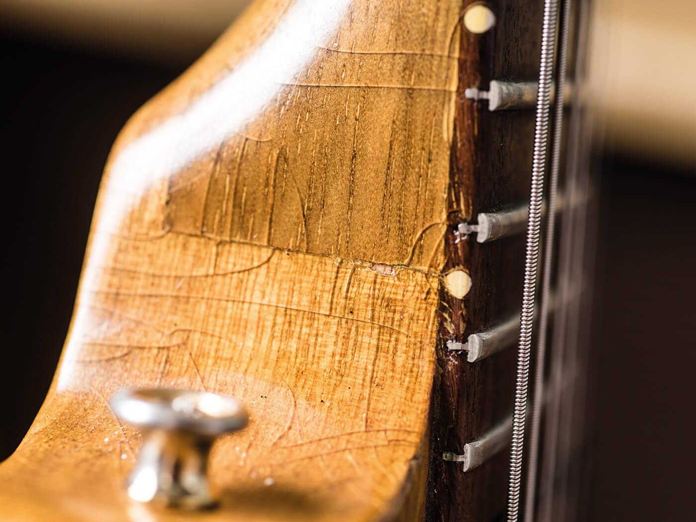Gibson Flying V (Neck)