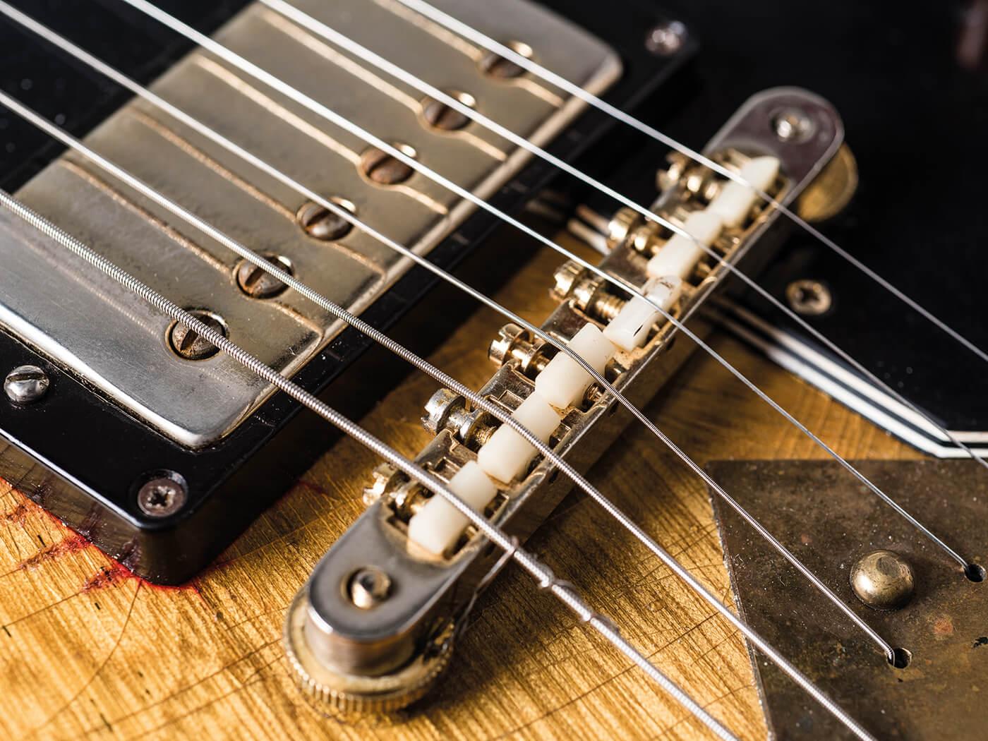 Gibson Flying V (Bridge Pickup)