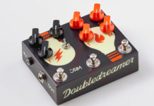 The JAM pedals Double Dreamer
