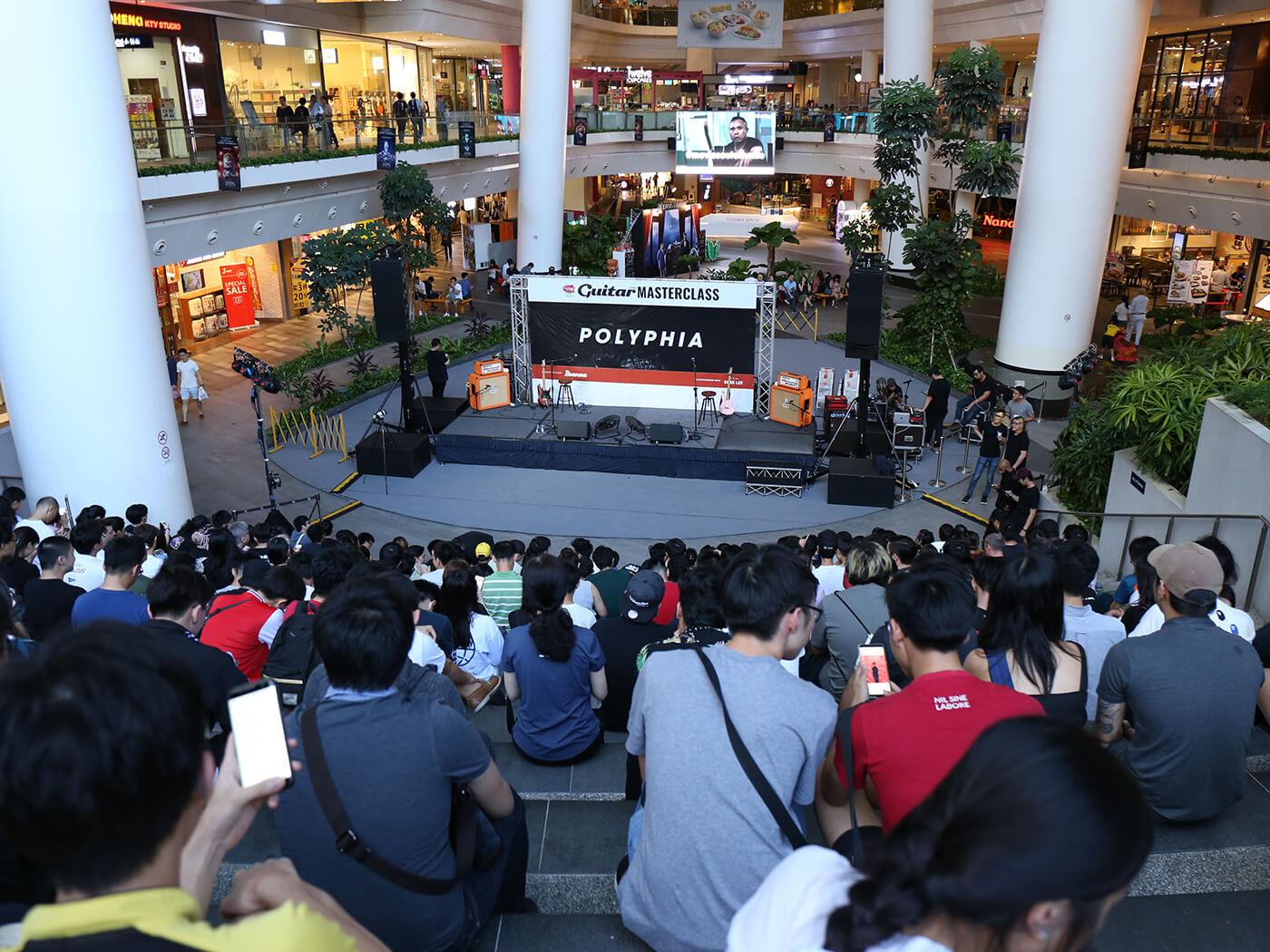 Polyphia (Crowd)