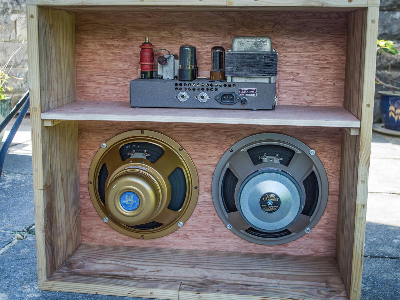 Speaker Cabinet DIY