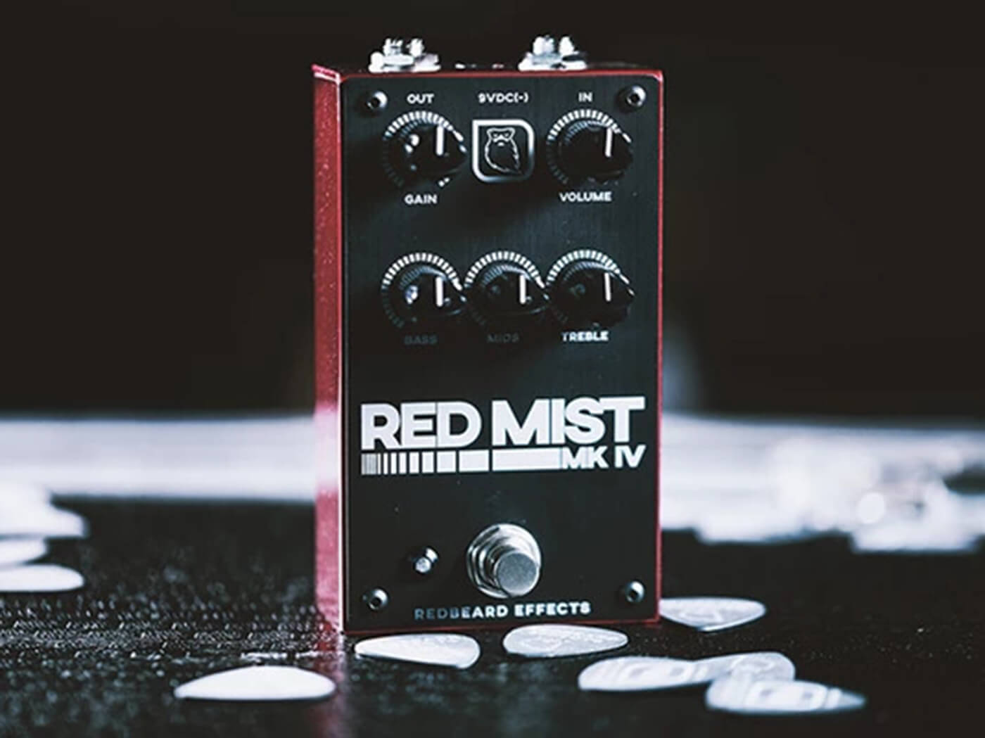 Redbeard Effects Red Mist MKIV