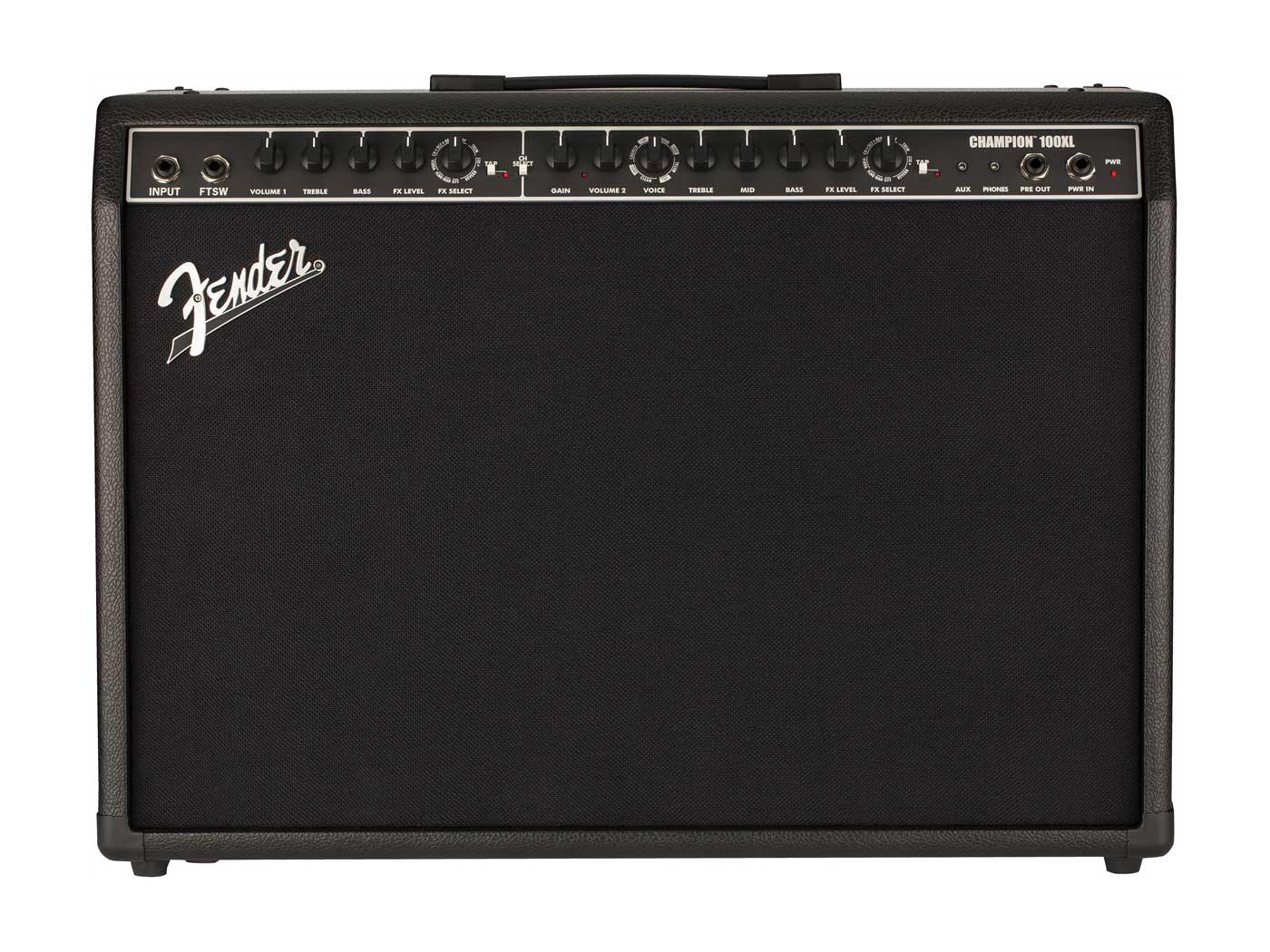 The Fender Champion 100XL