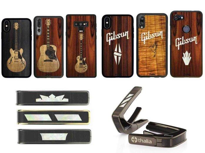 The Gibson/ Thalia accessories