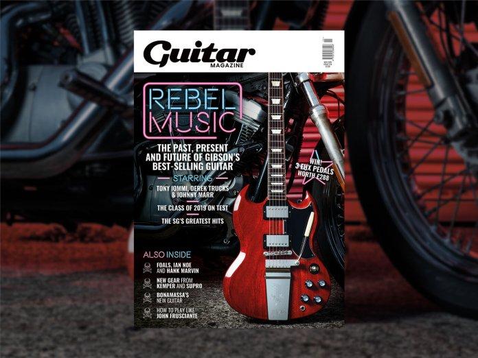 guitar magazine 374 november issue