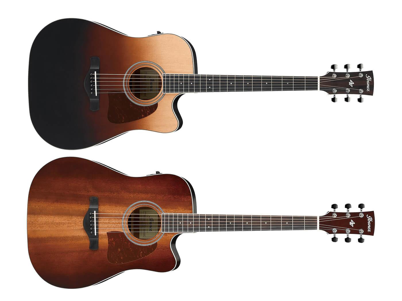 Ibanez Artwood Acoustics