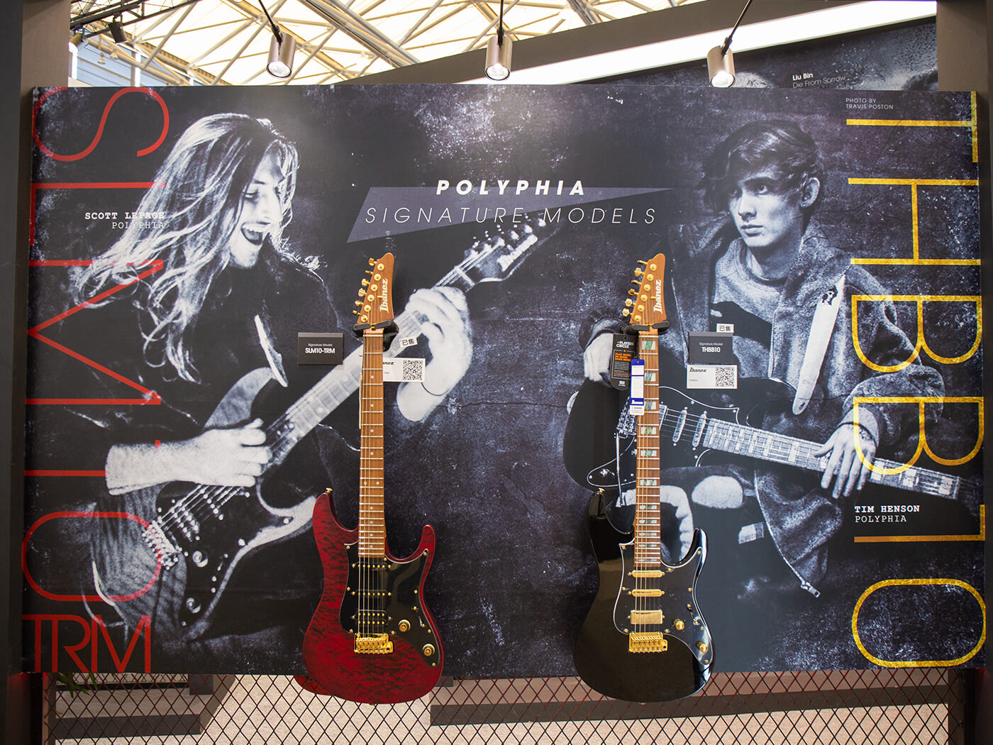 music china 2019 polyphia ibanez guitars