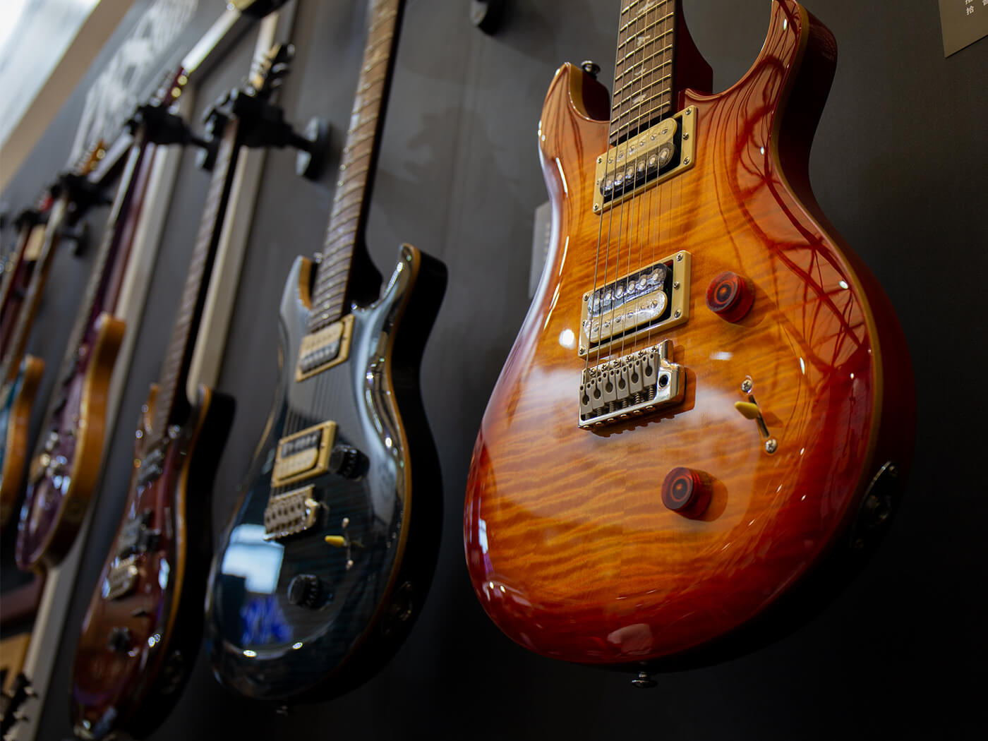 music china prs guitars