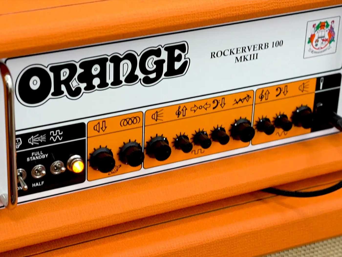 The Orange Rockerverb MkIII