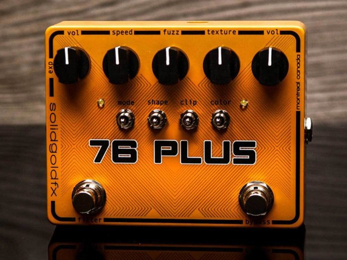 The Solid Gold 76 Plus.