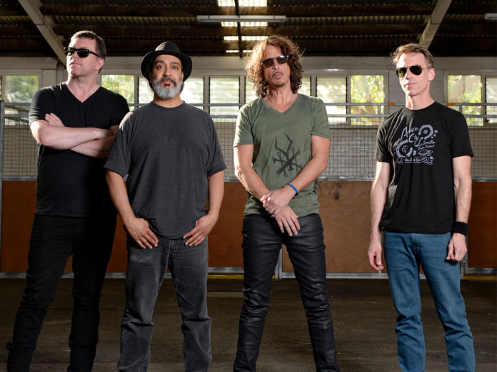 Soundgarden 2015 Melbourne Australia