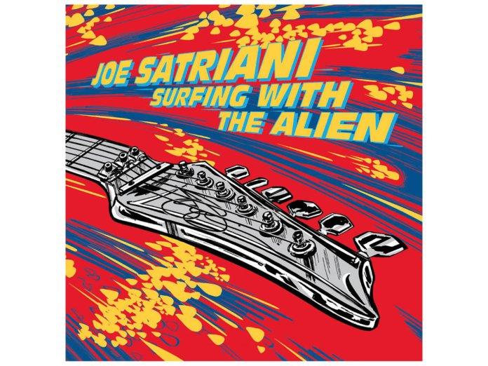 Joe Satriani's Surfing with the Alien