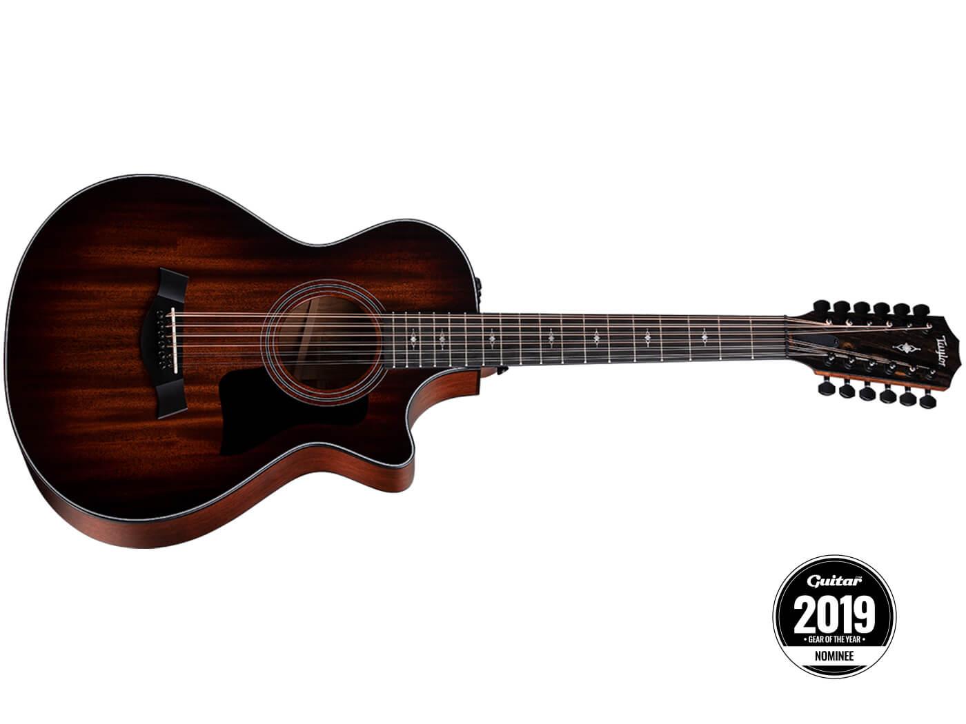 taylor 362ce 12-string v-class
