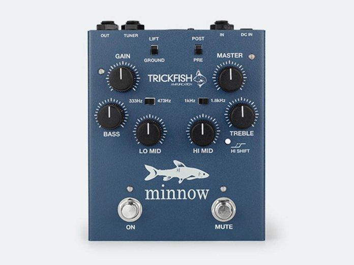 The Trickfish Minnow
