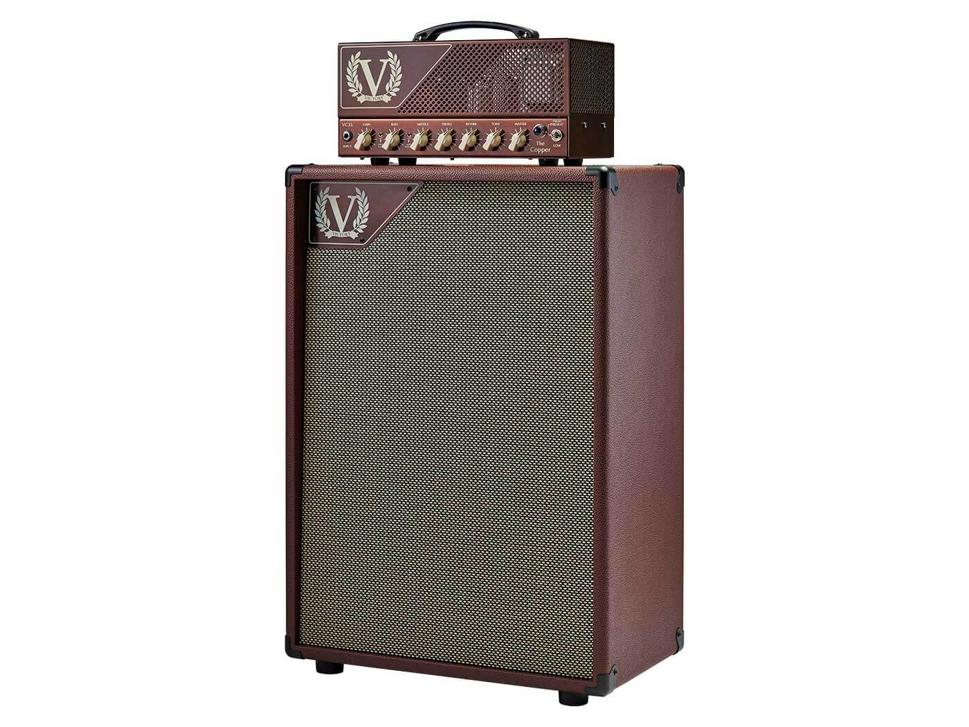 The Victory VC35 and matching 2x12.