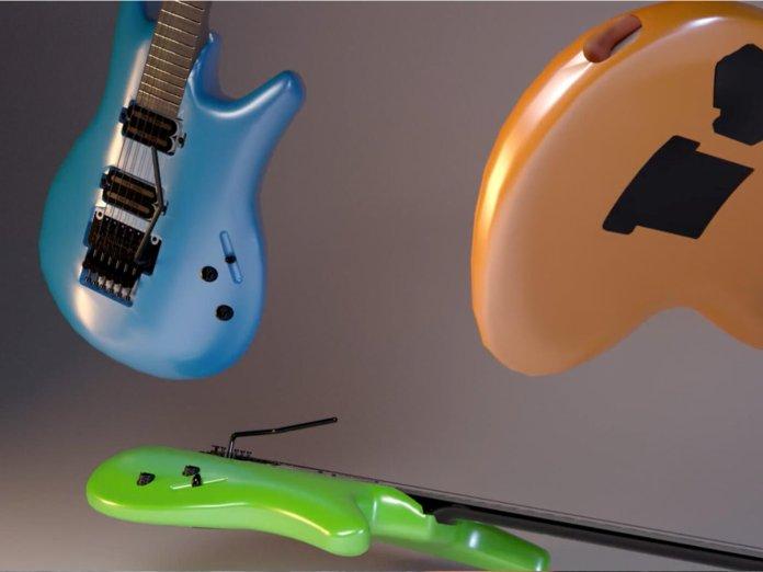 The Zero Guitar
