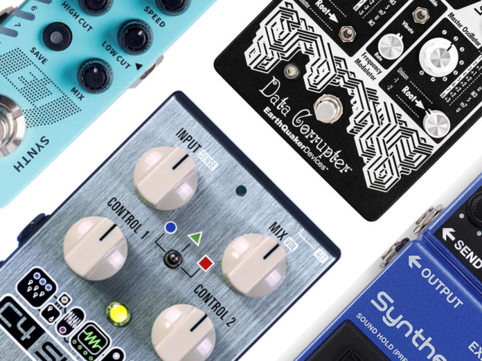15 Best Synth Pedals 2019