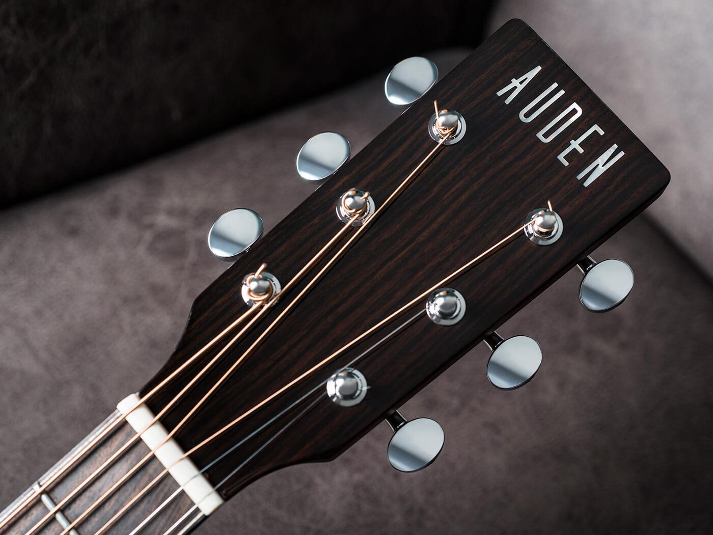 Auden Guitars (Headstock)