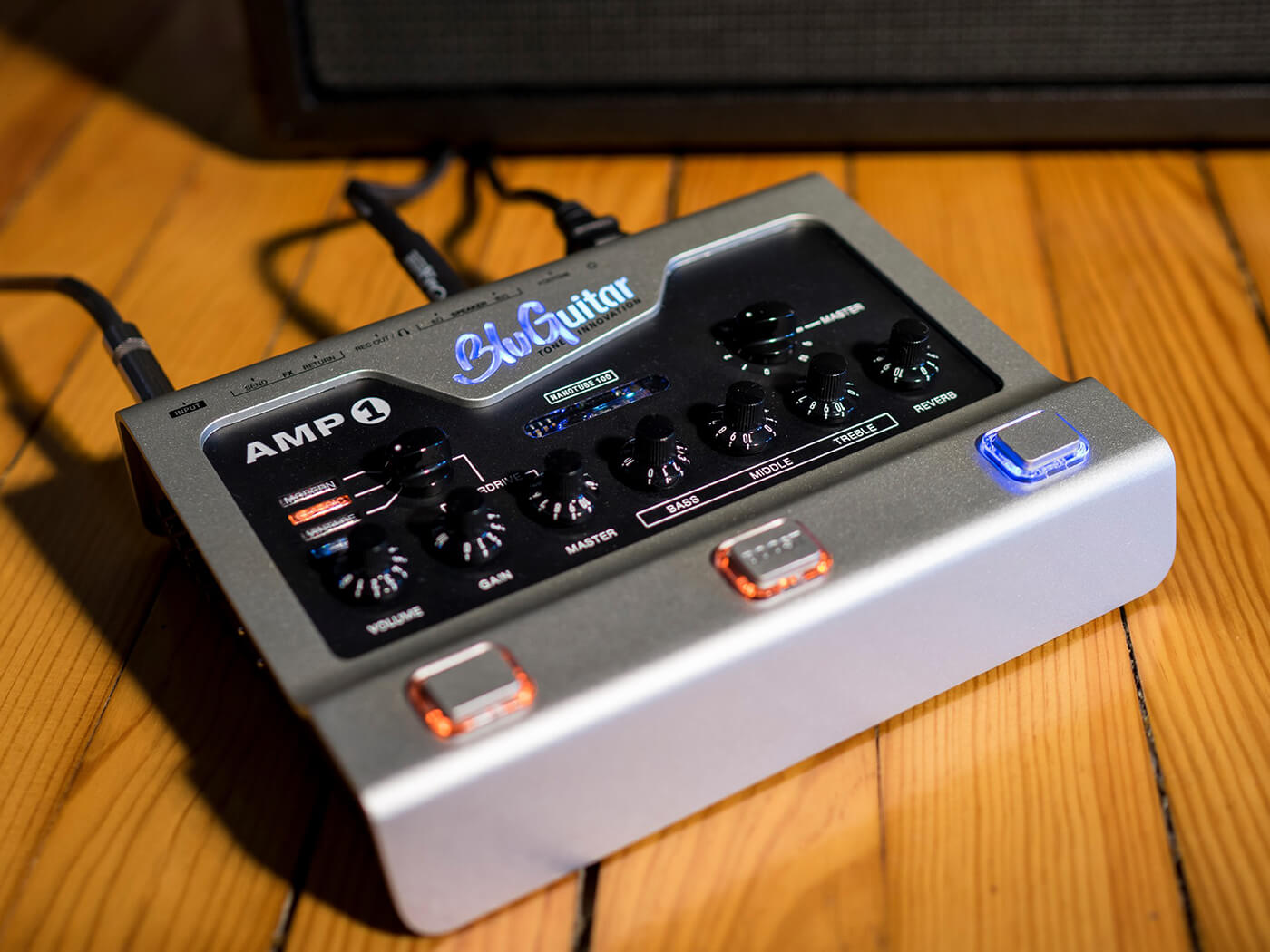 BluGuitar Amp 1 Mercury Edition