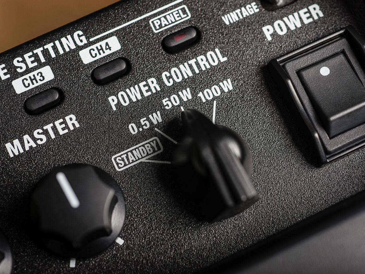 Boss Katana 100/212 (Controls)