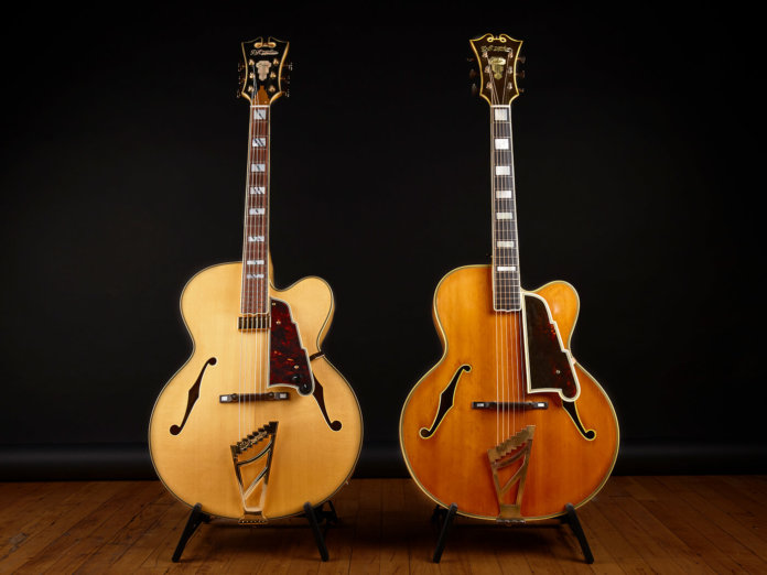 D'Angelico 1949 & 2019