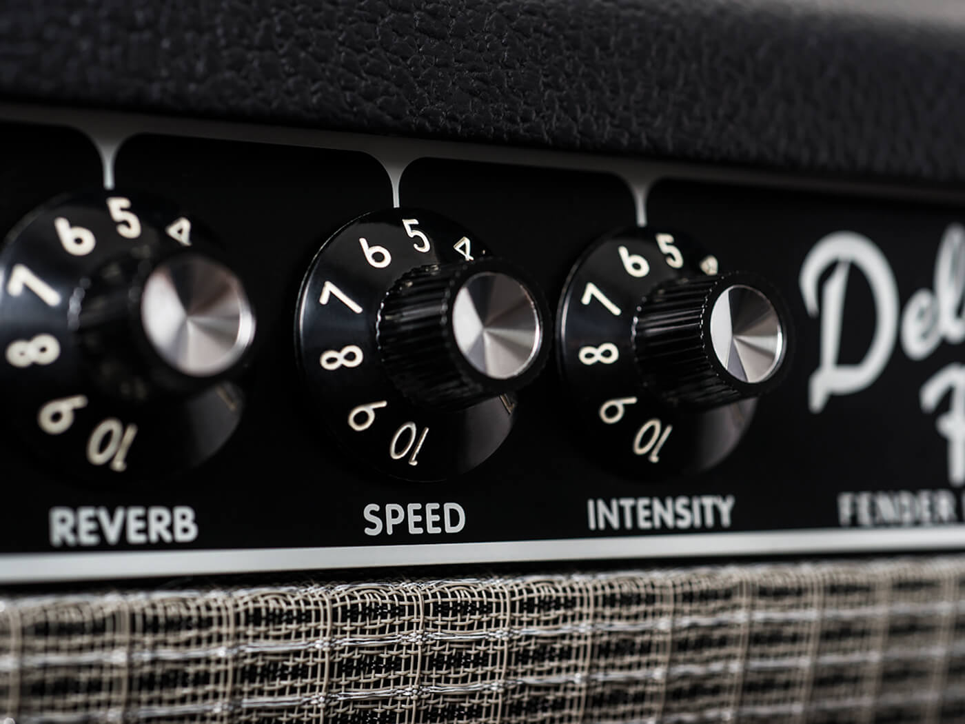 Fender Tone Master Deluxe Reverb Knobs
