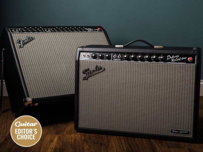 Fender Tone Master Deluxe Reverb & Twin Reverb