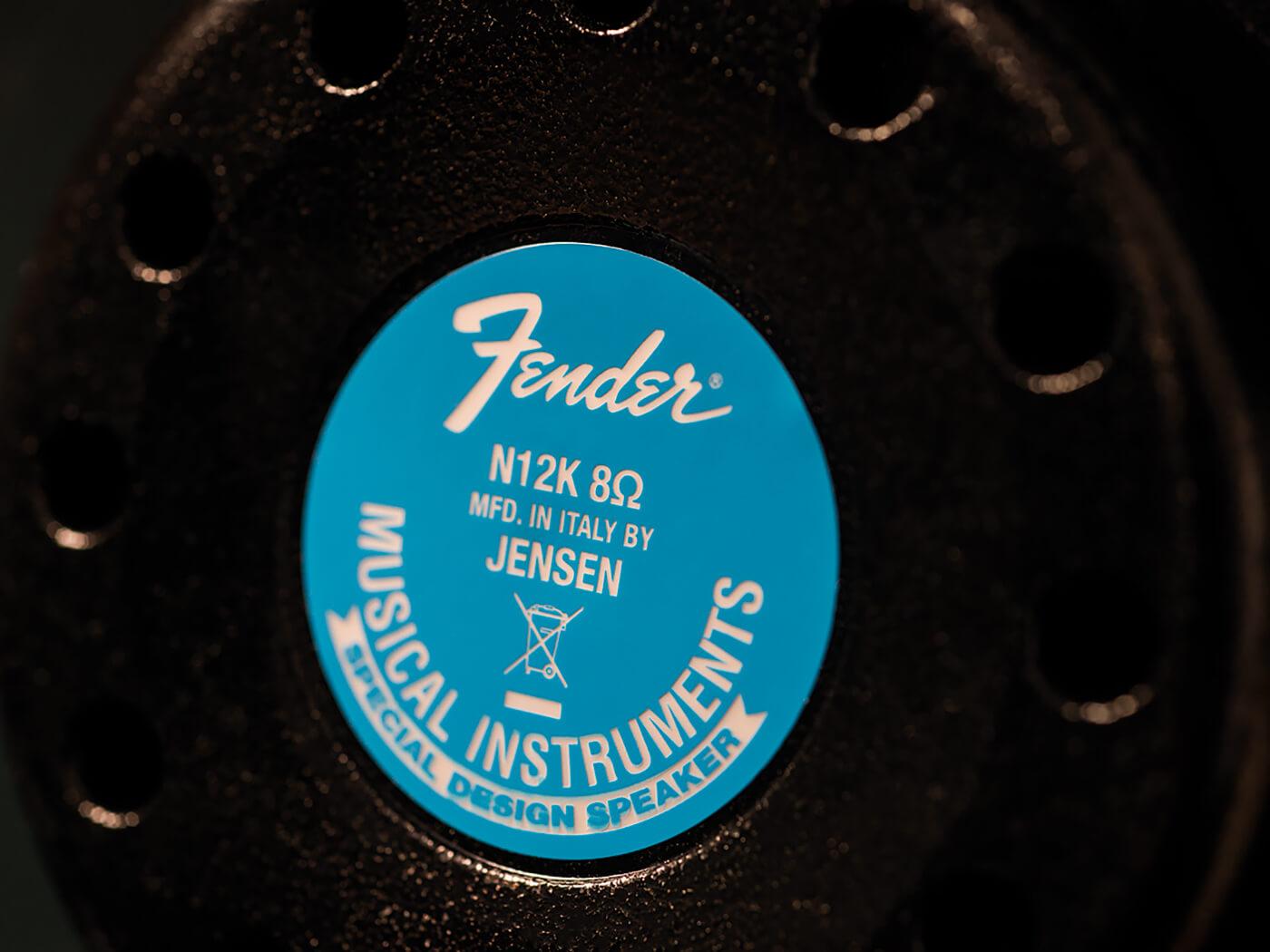 Fender Tone Master Deluxe Reverb & Twin Reverb (Speaker)