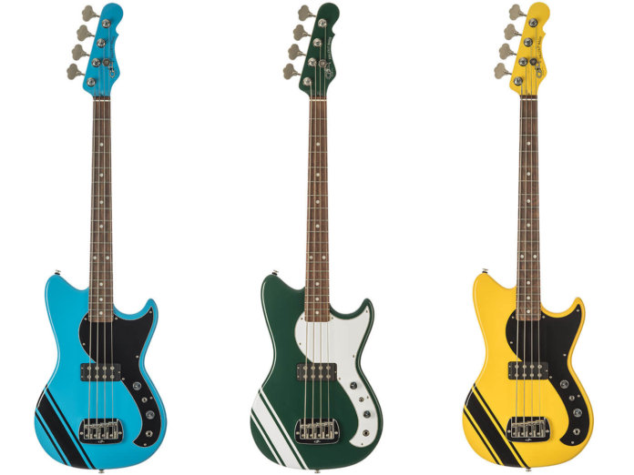 The G&L Short Scale Bass