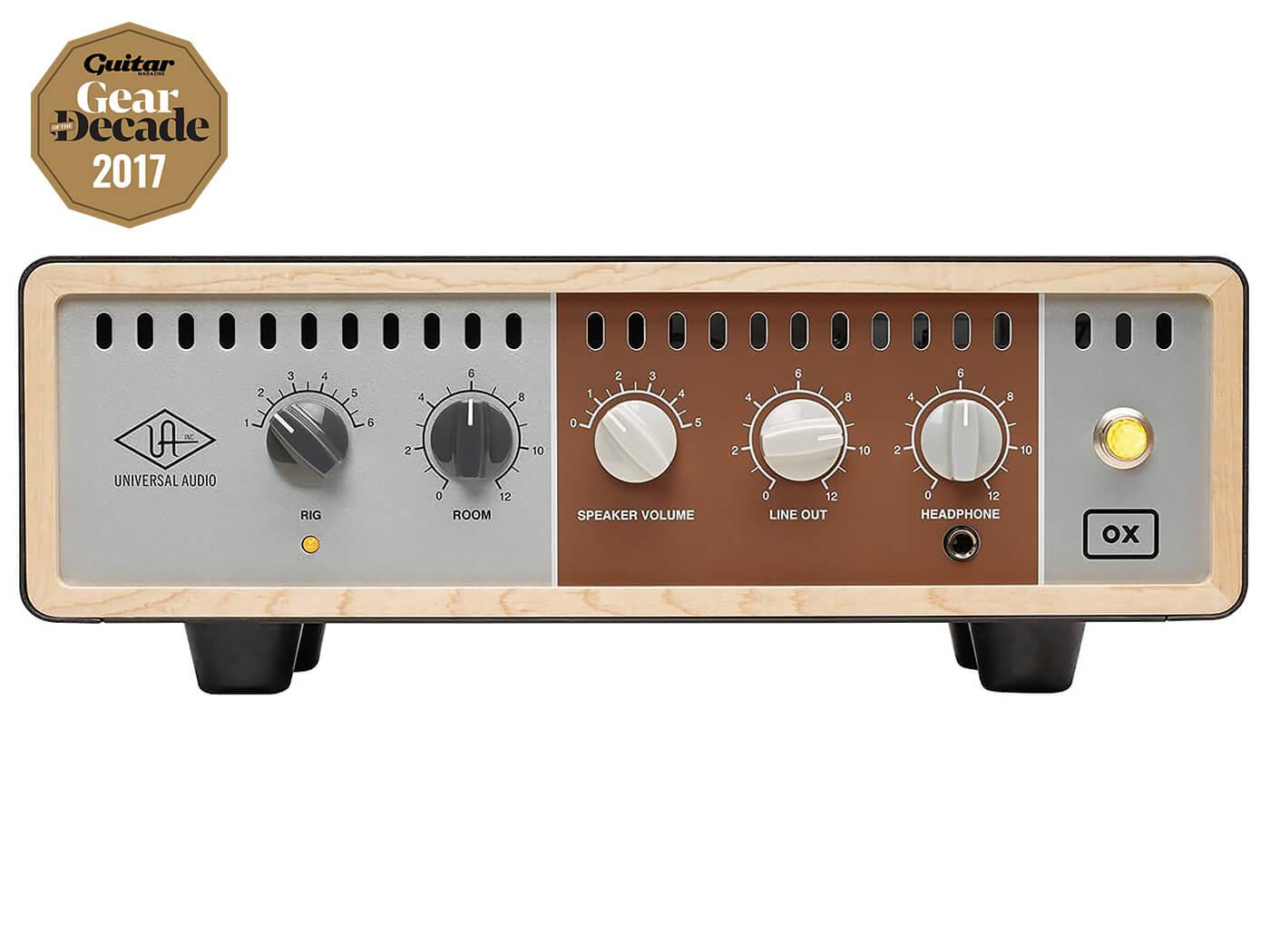GOTD Universal Audio Ox Amp Top Box