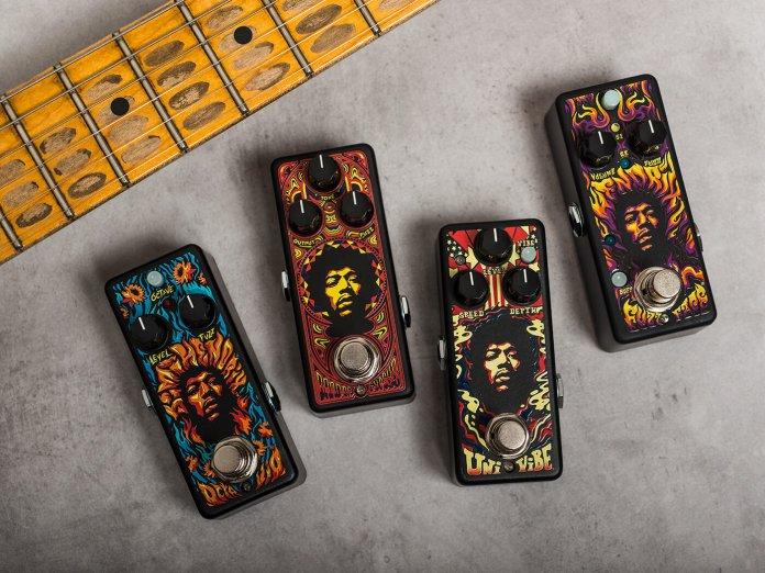 Hendrix Mini Pedals