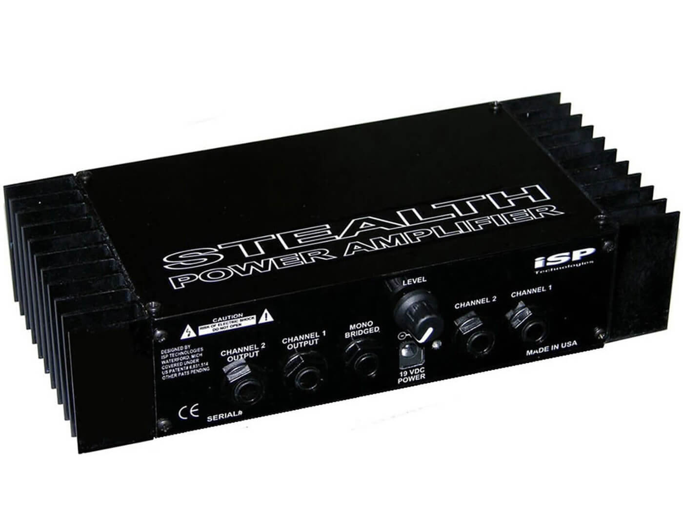 ISP Technologies Stealth Pro Power Amp