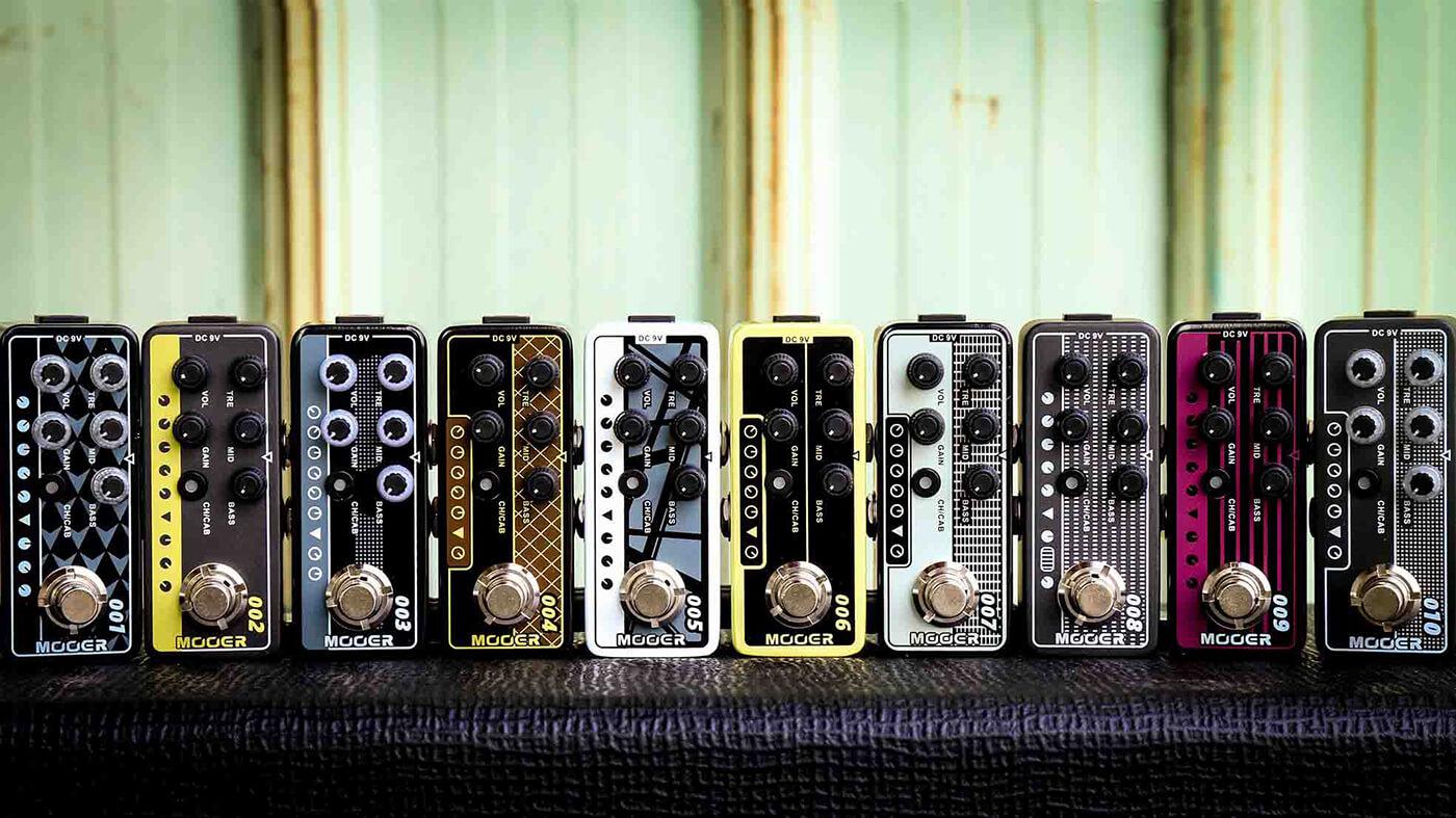 Mooer Micro Series