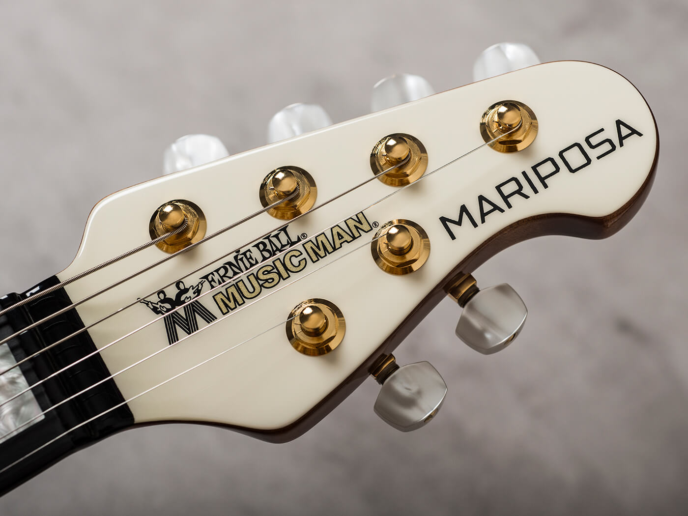 Music Man Mariposa (Headstock)