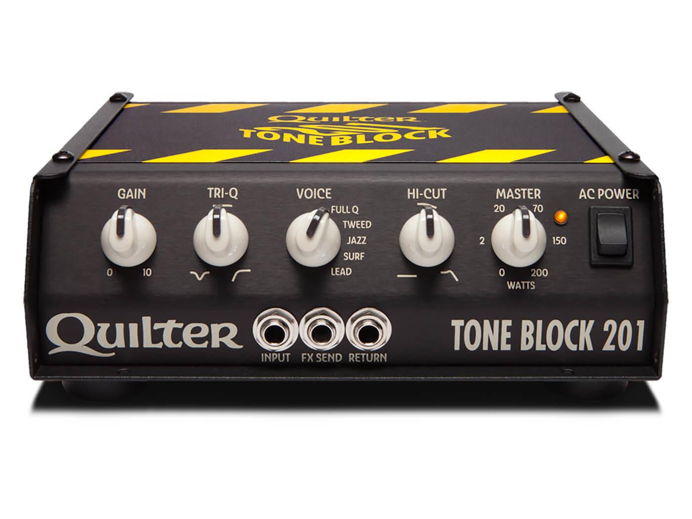 Quilter Tone Block 201