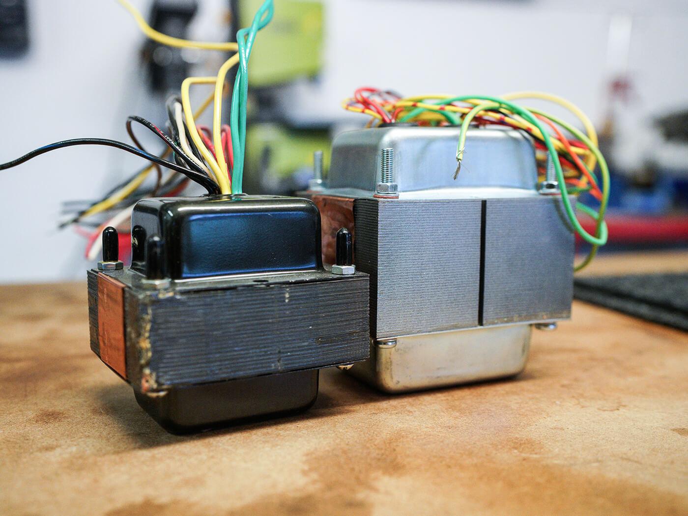 Amp Tech 4 (Transformers)