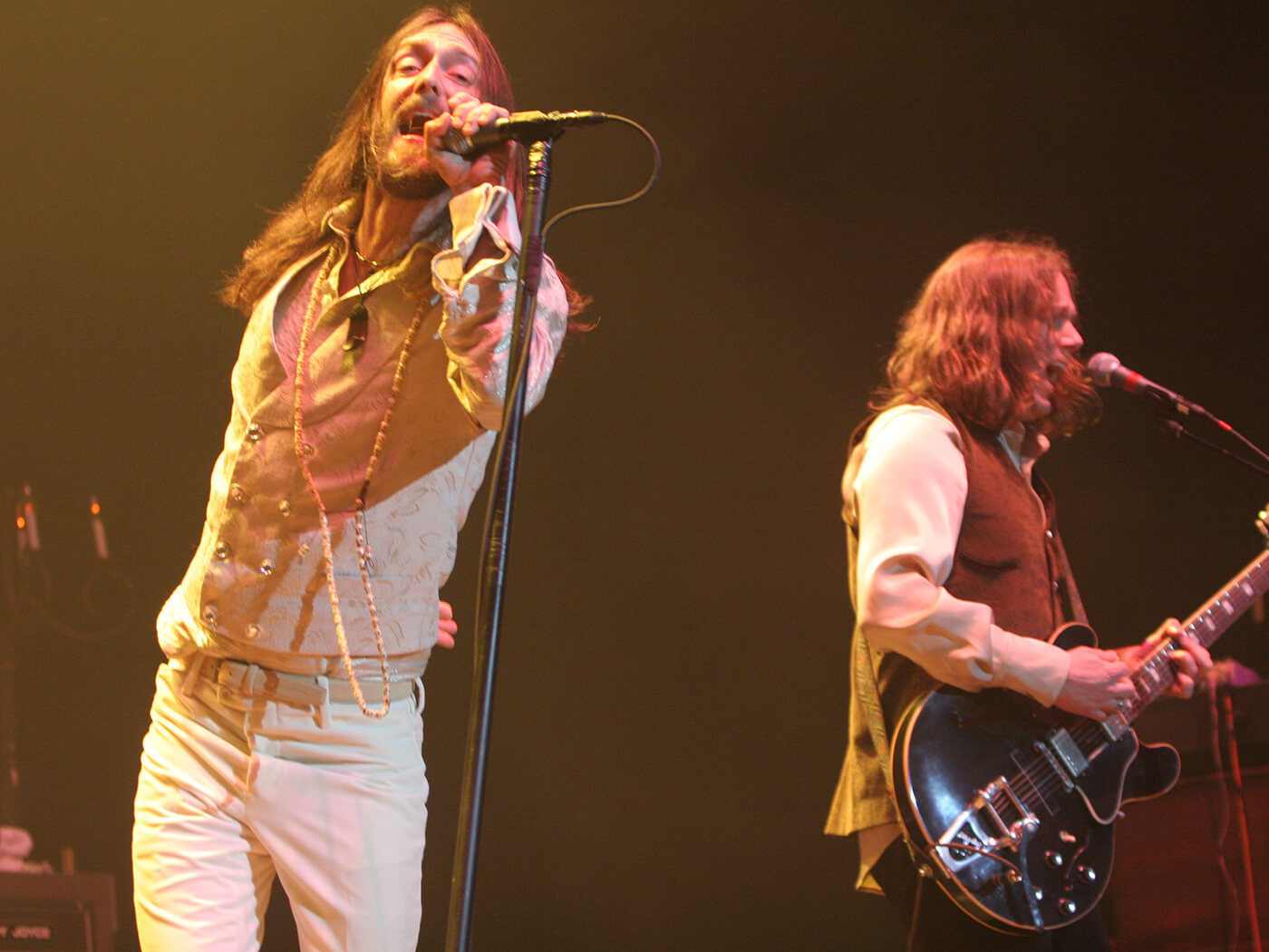 "Rich Robinson on reuniting the Black Crowes: ""You have to"