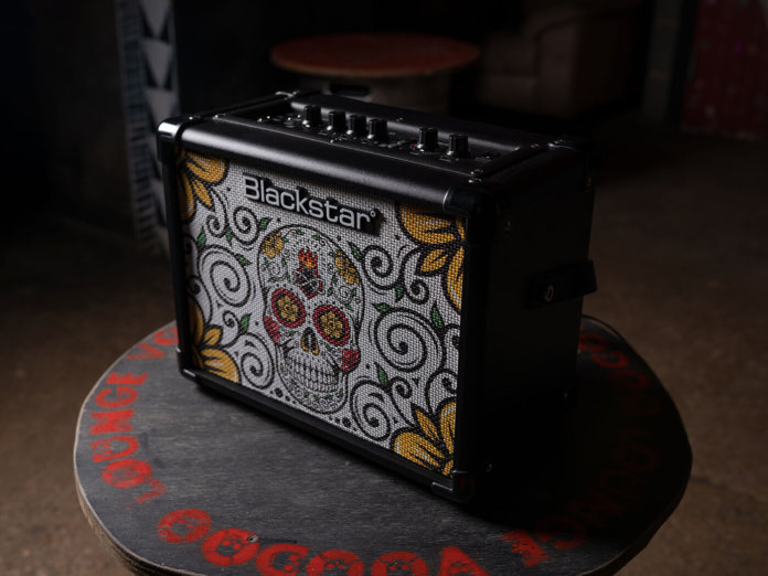 Blackstar announces two new combo amps: the Misfits 3 Bluetooth and the ID:CORE 10 V2 Sugar Skull