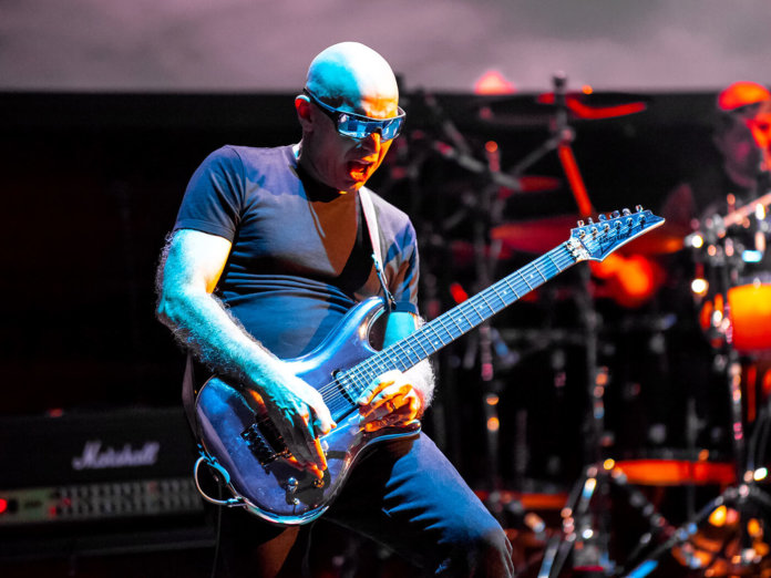Joe Satriani has announced new 2020 tour dates in the UK.
