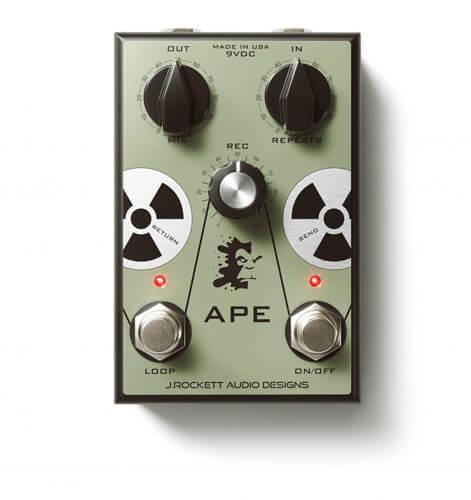 J. Rockett Audio reveals the APE preamp