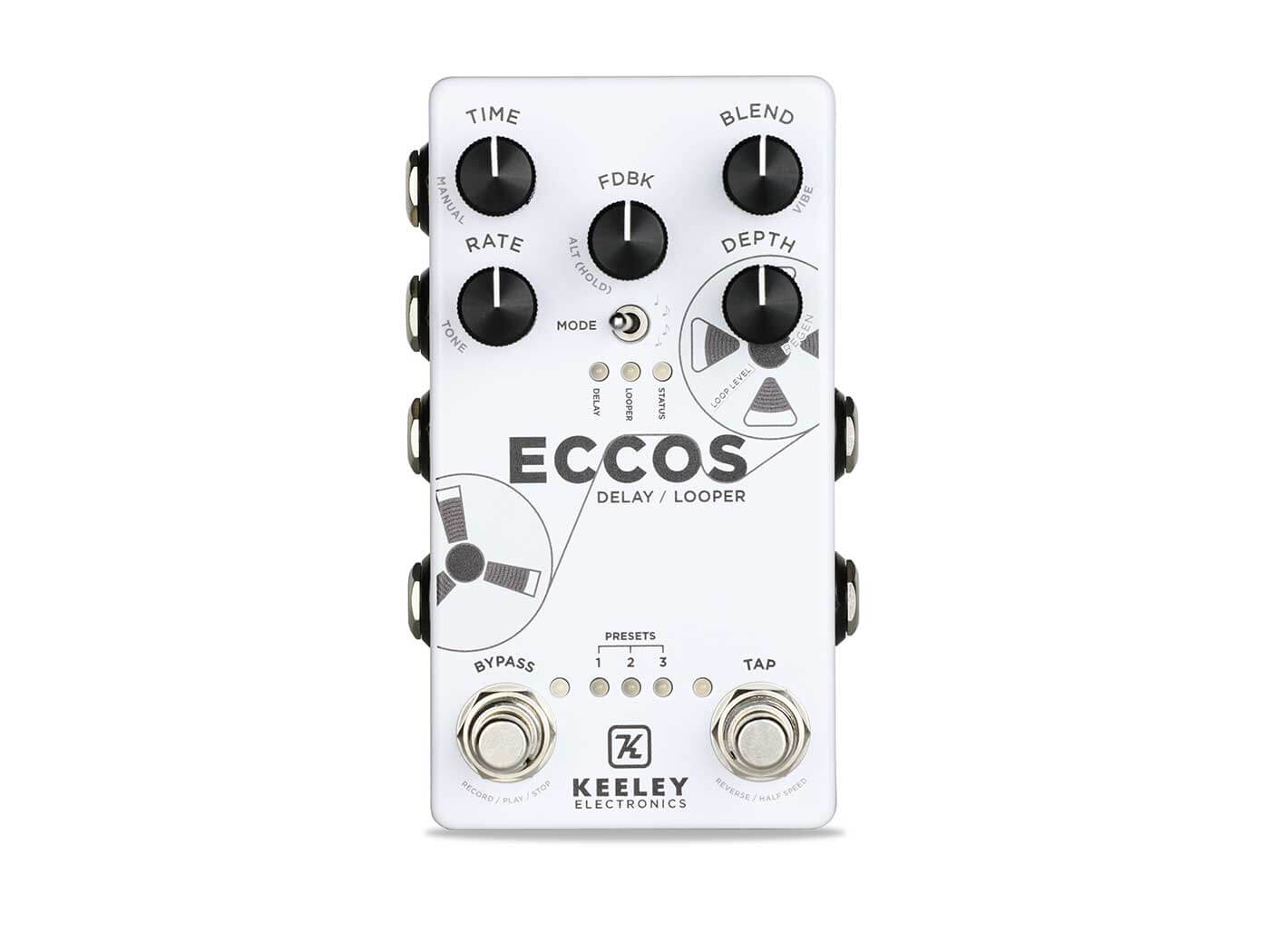 Keeley Electronics' Eccos