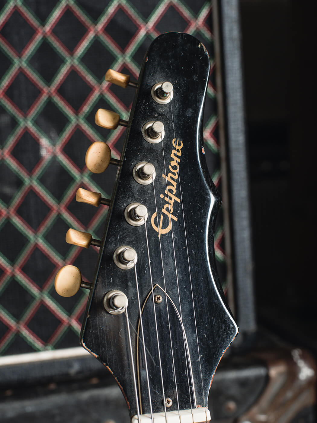 Rory Gallagher's 1963 Epiphone Coronet