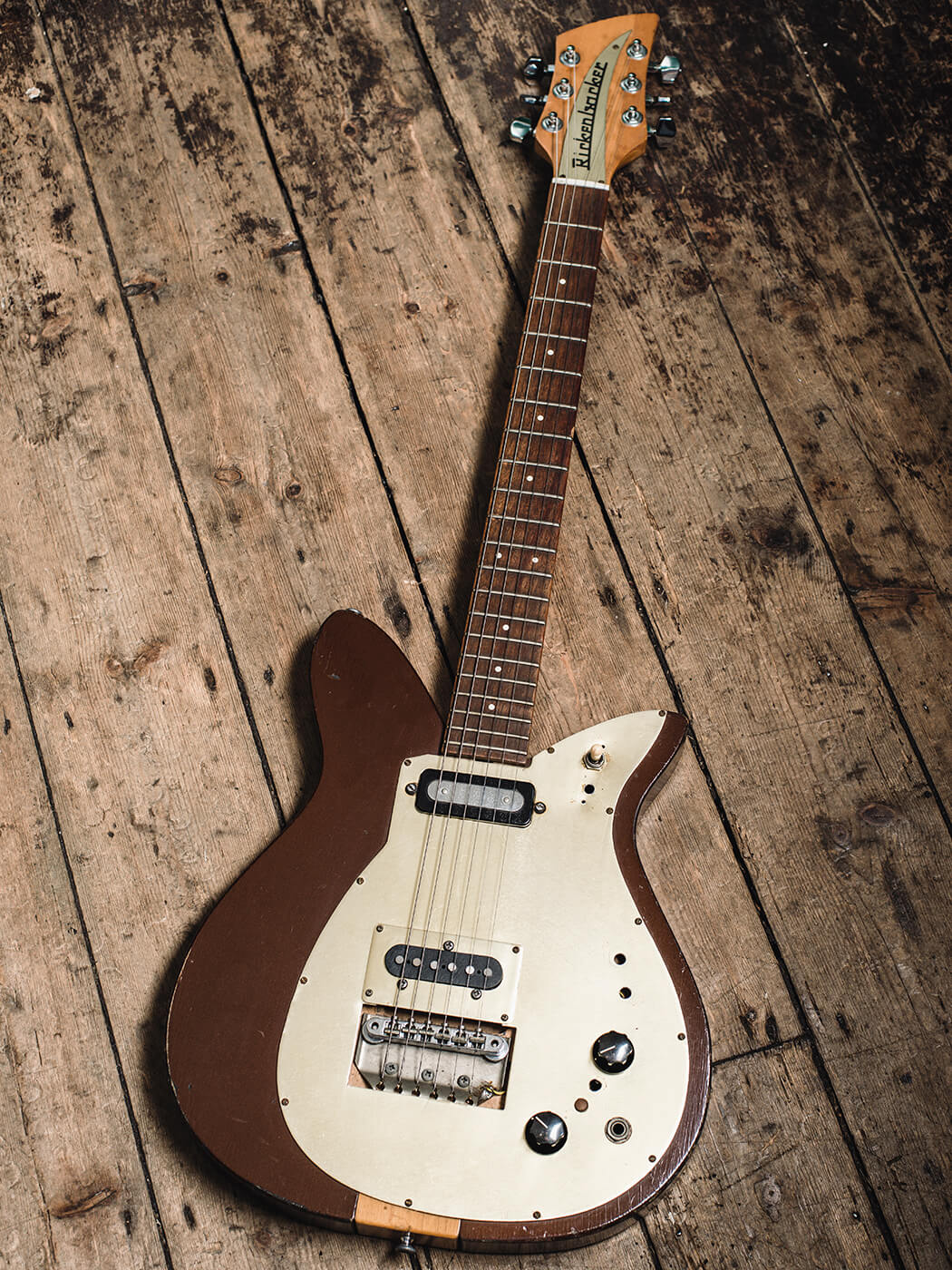 Rory Gallagher's Rickenbacker Combo 400.