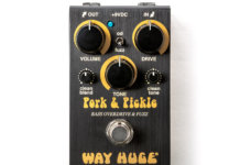 The new Way Huge Smalls Pork & Pickle OD/Fuzz.